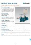 Pressure Boosting Sets - Page 7