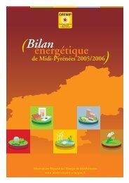 Consommation énergétique - Région Midi-Pyrénées