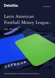 Latin American Football Money League