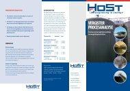 Flyer Procesanalyse - HoSt