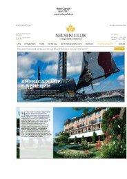 Nilsen Club - by Orient-Express