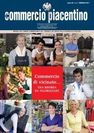 Commercio di vicinato… - Unione Commercianti di Piacenza