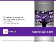 Technisches Konzept - Security-Forum