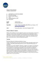 Scarica la scheda tecnica del DSC 003 FERRO ... - A+D+M Network