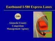 Pre-Bid Meeting Presentation 11-18-09 - Alameda County ...
