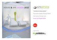 HOUSE & SPA DESIGN 2010 - Spa-design.it