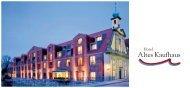 Hotelprospekt Altes Kaufhaus (PDF) - UVEX SAFETY