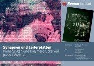 Synapsen und Leiterplatten - Renner Institut