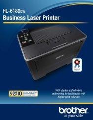 Business Laser Printer - Southwest Business Machines