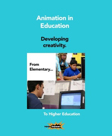 Animation in Education - Toon Boom Animation