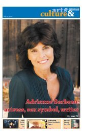 Adrienne Barbeau: actress, sex symbol, writer - Armenian Reporter