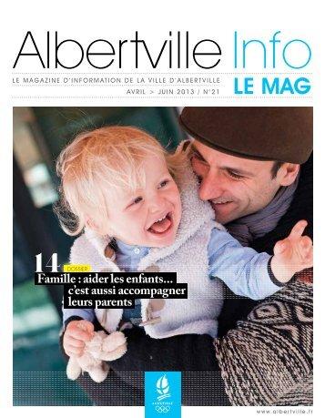 Télécharger (PDF 4,91Mo) - Ville d'Albertville