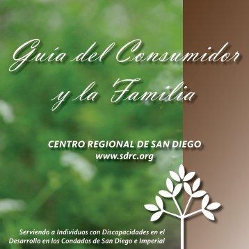 CENTRO REGIONAL DE SAN DIEGO www.sdrc.org