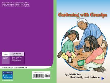 Gardening with Grandpa - Catawba County Schools