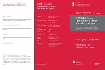 Wir reden mit Ihnen! - Emf-berlin.org