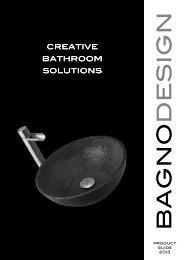 Bagno Design Product Guide 2013 - AEC Online