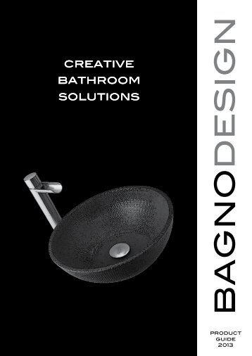 Bagno Design Product Guide 2013 - AEC Online