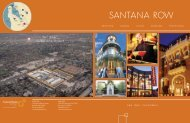 SAN JOSE, CALIFORNIA - Santana Row
