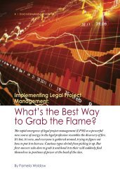What's the Best Way to Grab the Flame? - Edge International