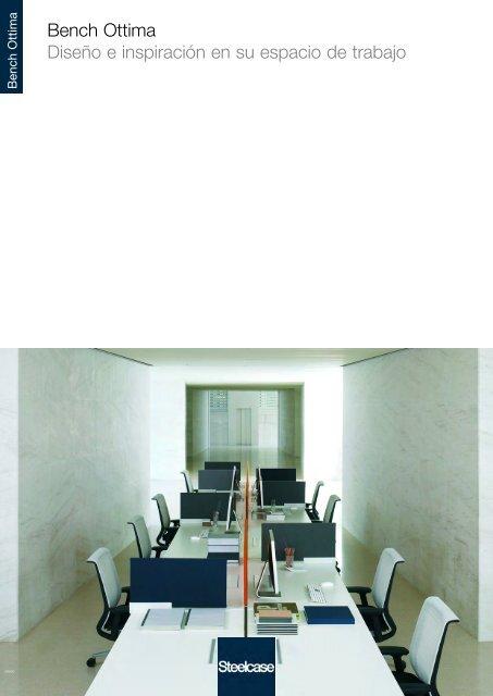 Bench Ottima Diseño e inspiración en su espacio de ... - Steelcase