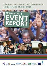 Education and International Development - Scotland Malawi ...