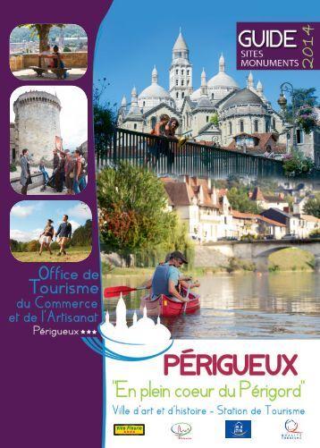 telecharger la brochure - Office de tourisme de Périgueux