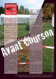 lire la suite - Domaine de Courson