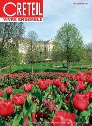 Vivre Ensemble - magazine municipal de Créteil - mai 2013