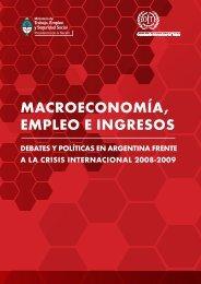 Macroeconomía, empleo e ingresos: debates y políticas en ... - Oit