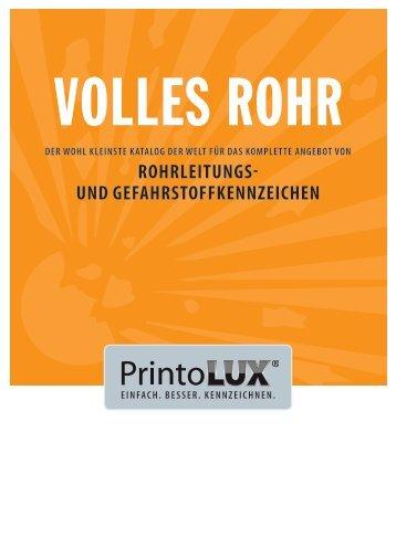 DER WOHL KLEINSTE KATALOG DER WELT ... - Printolux GmbH