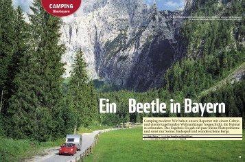 Beetle in Bayern - Heike Platow