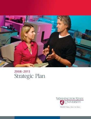 Strategic Plan (.pdf) - 2008–2013 Strategic Plan - Washington State ...