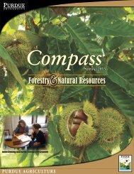 Compass Spring 2013 - Purdue Agriculture - Purdue University