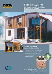 DELTA Active Lasur 5.11 - CD-Color GmbH & Co.KG