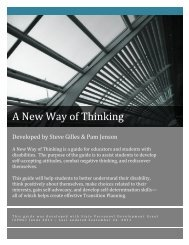 A New Way of Thinking-.pdf - CESA #2