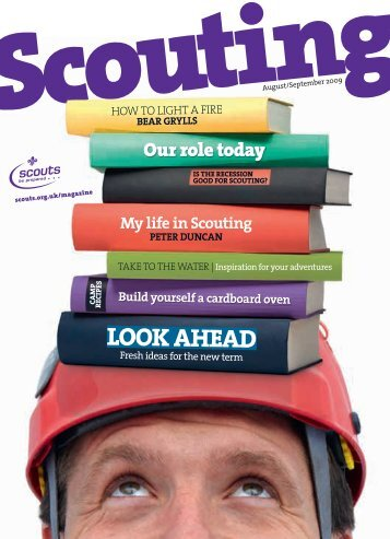 Scouting Magazine - The Scout Association