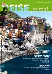 Ausgabe 2012, Nr. 1 (Reisejournal) - Naturfreunde Wien