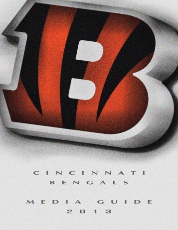 Experience - Bengals Home
