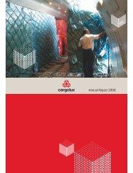 Annual Report 2006 - paperJam