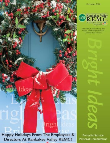 December 2008 - Kankakee Valley REMC