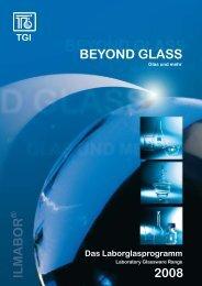 Ilmabor® laborGlas laboraTory GlassWare - Laboratoriumglas