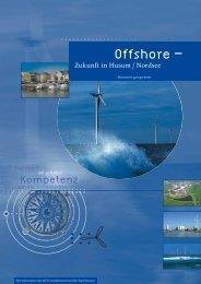 Offshore - windcomm schleswig-holstein
