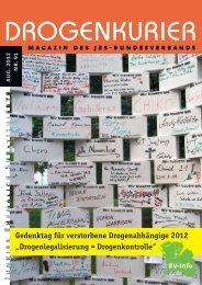 Gedenktag für verstorbene Drogenabhängige 2012 - VISION eV