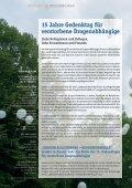Gedenktag für verstorbene Drogenabhängige 2012 - VISION eV - Seite 2