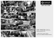 Die Preise 2011. - Autohaus Maushardt