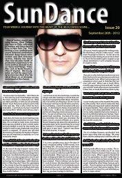 September 26th - The Ibiza Sun