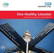 85720 NHS Leicester 210x210 Brochure :Layout 1