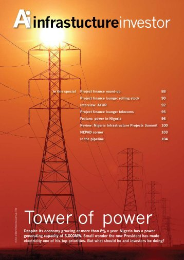 Tower of power - Simon Griffiths