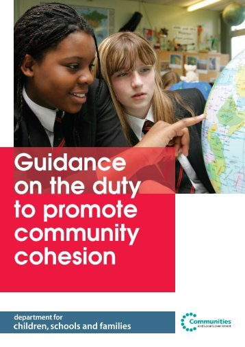 Community Cohesion Guidance - Essex Primary Headteachers ...