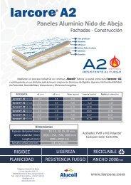 Ficha Técnica de Producto - Alucoil